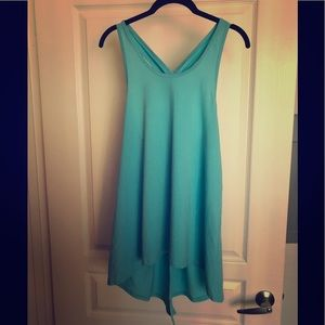 Lulu top light blue